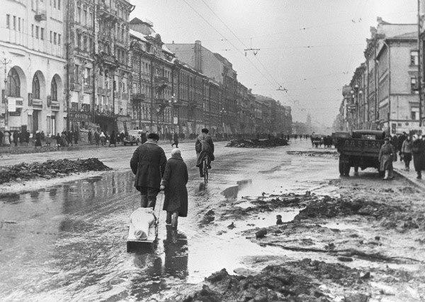 В Москве встретились с героями блокадного Ленинграда