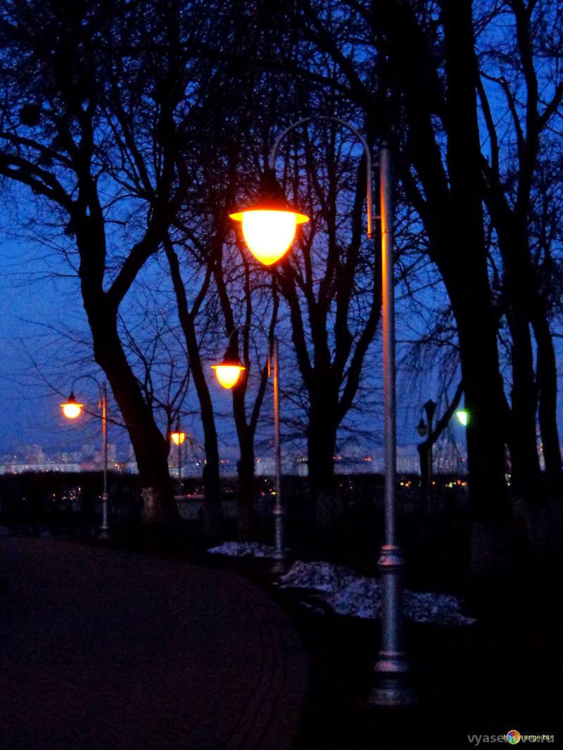 До конца года в Ясенево установят почти 130 дополнительных фонарей