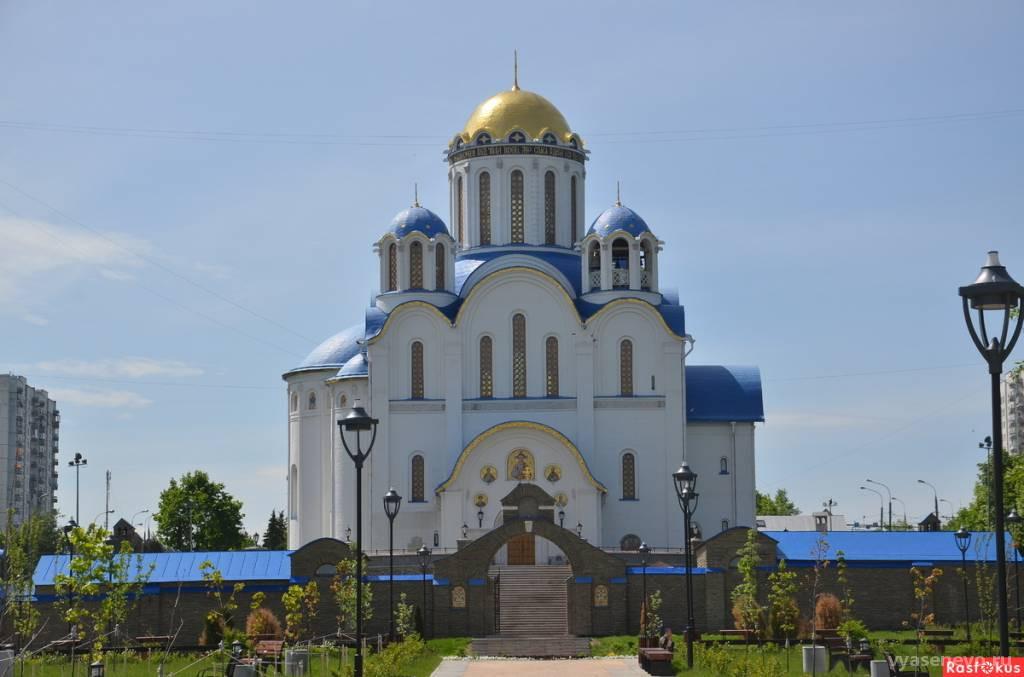 О православии расскажут в храме Покрова Пресвятой Богородицы