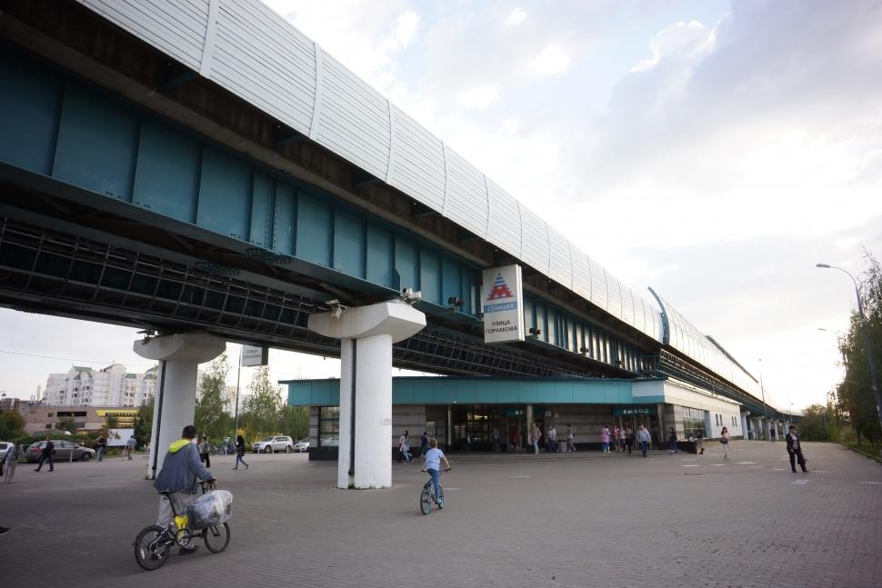 К Дню города столицы станции метро помоют шампунем