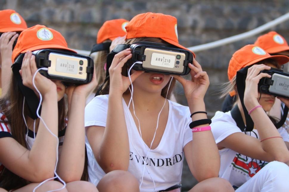 В ЮЗАО прочитают лекцию о виртуальной реальности