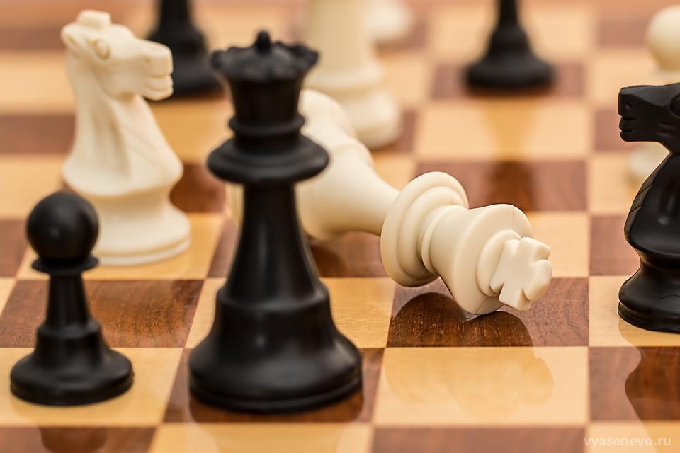 Бесплатные уроки шахмат в центре «Атлант»