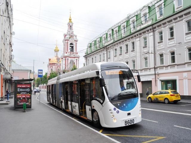 В сентябре электробусы перевезли уже более 90 тысяч человек