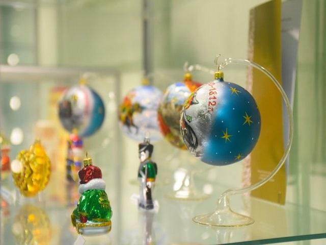 На ВДНХ состоится выставка елочных шаров