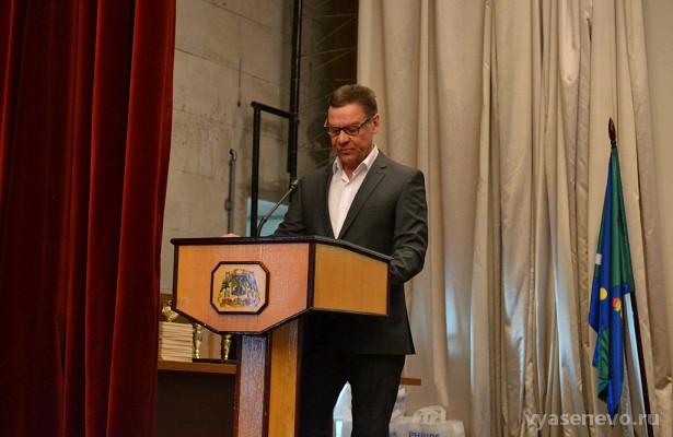 Встреча жителей района Ясенево с главой управы