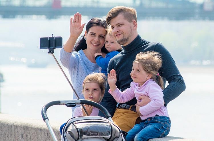 В Москве стало больше многодетных семей