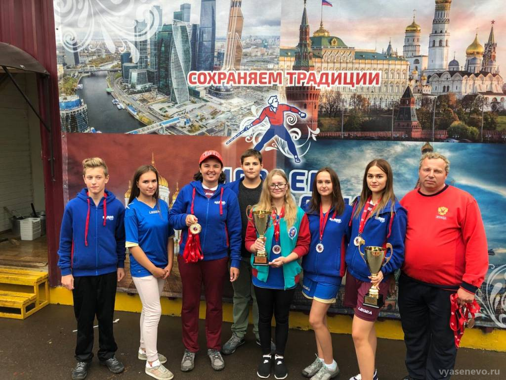 Спортсмены района выиграли Кубок Мэра Москвы