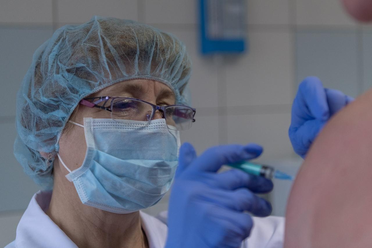 Ежегодная акция по мобильной вакцинации в Москве завершена