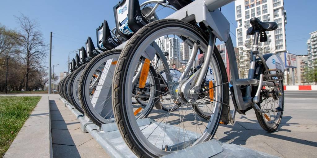 Велопрокат готовится к открытию
