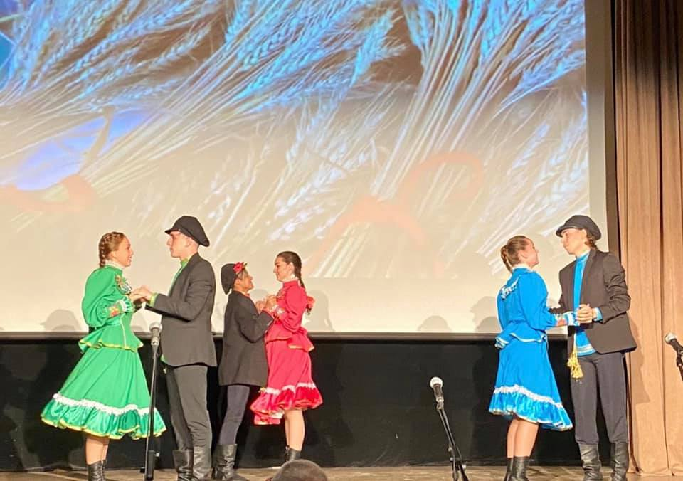 Танцоры из района Ясенево показали свое мастерство на празднике сбора урожая