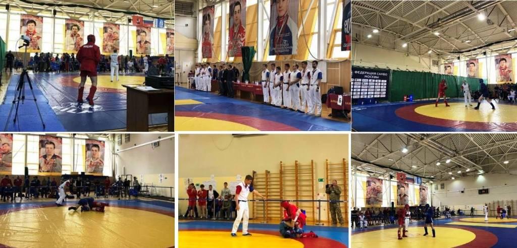 Спортсмены Центра спорта и образования «Самбо-70» завоевали 42 медали